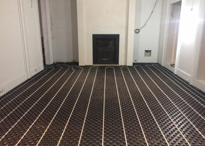 Installation de plancher chauffant à eau chaude à Vaudreuil-Dorion - Plomberie M-G SERVICE inc. à Les Côteaux