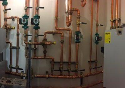 Réparation de tuyaux dans secteur résidentiel à Les Côteaux - Plomberie M-G SERVICE inc. à Les Côteaux