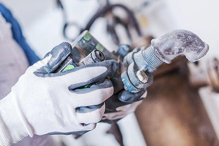 Entrepreneur en plomberie à Les Côteaux - Plomberie M-G SERVICE inc. à les Côteaux
