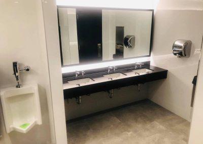 Installation de lavabos pour salle de bain à Montréal - Plomberie MG Service