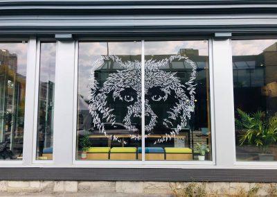 Installation de plomberie avec évier au Columbus Café à Montréal - Plomberie MG Service