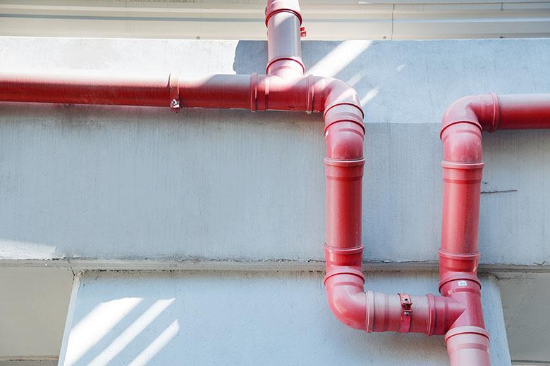 Raccordement d'égout et d'entrée d'eau potable à Les Côteaux - Plomberie M-G SERVICE inc. à Les Côteaux